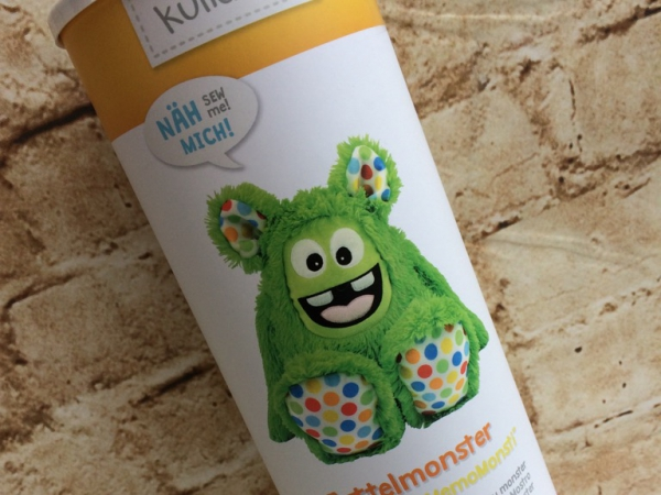 "Kullaloo Materialset Zottel-Monster ""MemoMonsti"" kiwi"