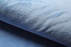 WELLNESS FLEECE BLAU